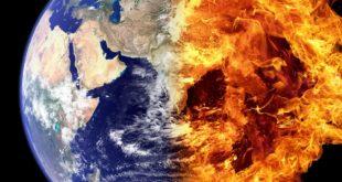 كوكب الأرض متلوث
