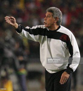المدرب حسن شحاتة - 2006 و2008 و 2010
