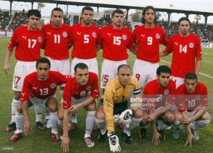 منتخب مصر عام ٢٠٠٤