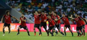 منتخب مصر في نهائي كأس أمم أفريقيا ٢٠١٧