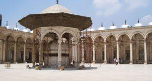 مسجد مصر صلاة