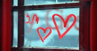 قلب حب