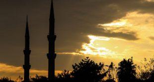 مأذنة مسجد مميزة