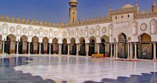 مسجد الأزهر في القاهرة
