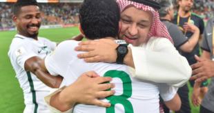 عادل عزت رئيس الاتحاد السعودي