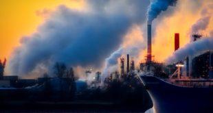 تلوث البيئة من الغازات