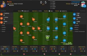 خطة لعب ريال مدريد و باريس سان جيرمان ٣