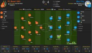 خطة لعب ريال مدريد و باريس سان جيرمان ٢