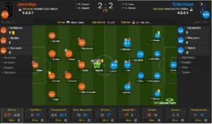 خطة لعب ريال مدريد و باريس سان جيرمان