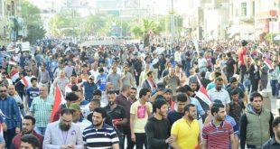 غليان الجنوب أقوى من حرارة تموز - #العراق...بقلم:احمد الدليمي..موقع مقال