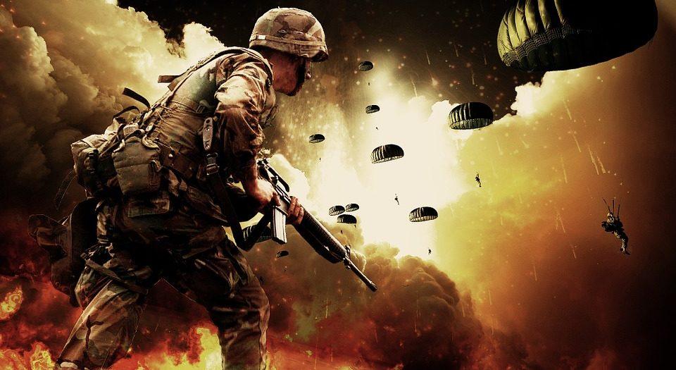 في تعريفي لمفهوم الحرب..بقلم: مازن عماد..موقع مقال