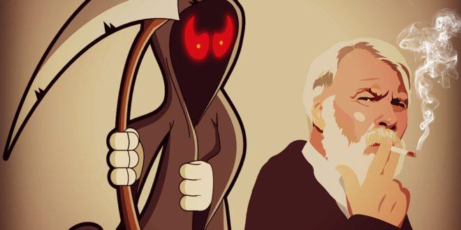 قاتل حياتك بيدك (أعواد السيجارة)...بقلم: نوف الحضرمي..موقع مقال