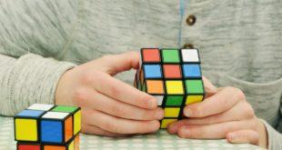 دورة تعلم حل مكعب الروبيك مقدمة Rubik's Cube Tutorial 3x3x3 #01...بقلم:عزالدين هيثم..موقع مقال