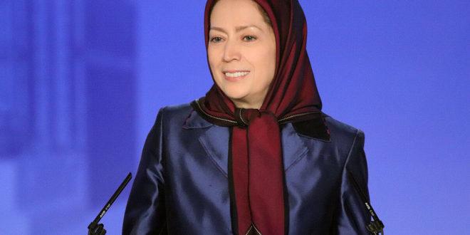 مريم رجوي واليد في اليد. بقلم: نورة طاع الله || موقع مقال