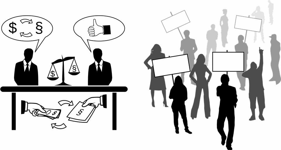 هل يمكن الحكم بدون أحزاب سياسية؟ ... بقلم: الكاتب صلاح الشتيوي.. موقع مقال