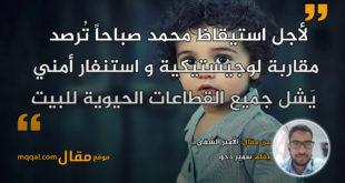 الأمير الشقي. بقلم: سمير دحو || موقع مقال
