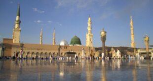 المشاعر المقدسة في المدينة المنورة (1) بقلم: د. إيمان عقرباوي || موقع مقال