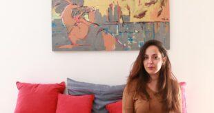تأملات في التجربة الفنية للفنانة التشكيلية نجاة الذهبي في علاقتها بالمسرحة الجسدية. بقلم: جيهان القارة || موقع مقال