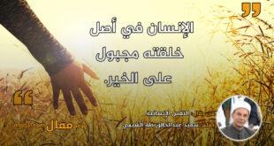النفس الإنسانية. بقلم: سعيد عبدالخالق طه الشيمي || موقع مقال